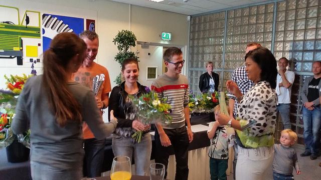 Photo of CRAFT en Rabo Business Run brengen € 6.750 op voor goede doelen