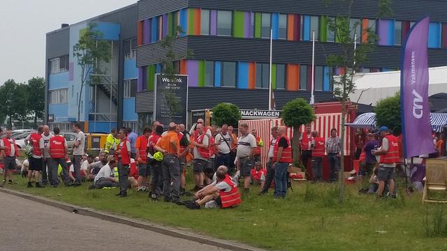 Photo of Woensdag grote regionale metaalstaking bij Scania