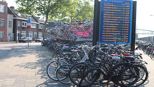 fietsparkeren station
