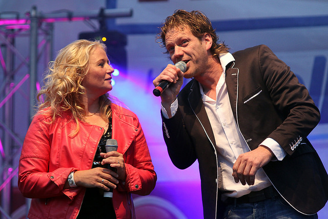 Harten Tien - Stratenfestival Zwolle 2015 Foto: ©Frank van Hienen - www.frankvanhienen-fotografie.nl
