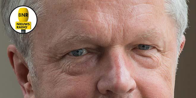 Photo of Burgemeester Meijer te gast bij BNR Nieuwsradio