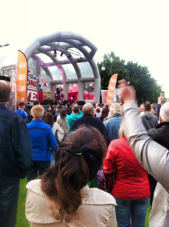 Photo of Rechter keurt decibellen RadioNL artiesten in Ter Pelwijkpark Zwolle goed