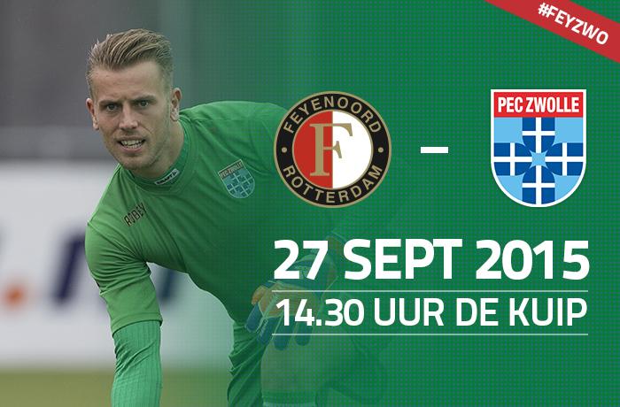 Photo of Voorbeschouwing Feyenoord – PEC Zwolle