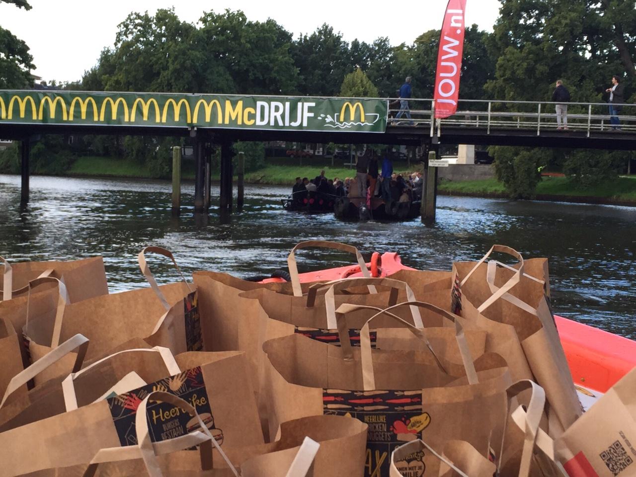 Photo of Eerste Nederlandse 'McDrijf' gespot in Zwolle