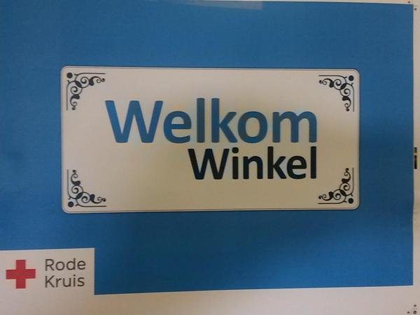 Photo of Rode Kruis opent Welkom Winkel in Zwolle