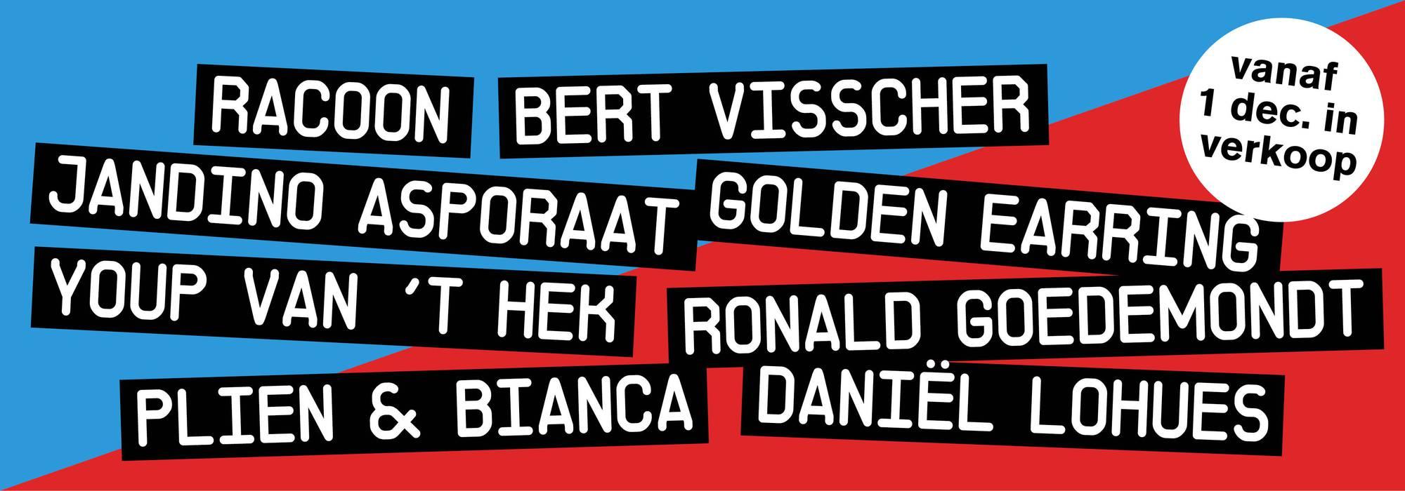 Photo of Vanaf 1 december in verkoop: o.a. Racoon, Bert Visscher en Youp van 't Hek -nieuwe gids uit!