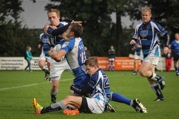 Photo of Talenten van morgen strijden bij Rugbyclub Zwolle