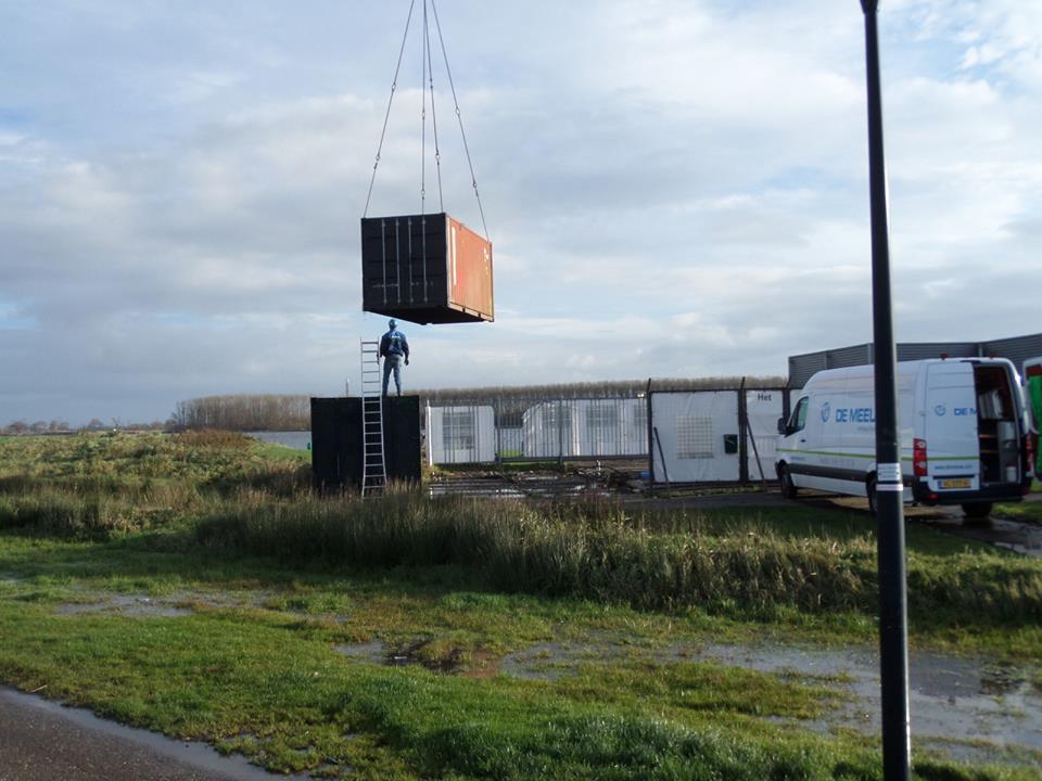 Photo of Tijdelijke ´units´ Strandhuis Milligerplas maken plaats voor nieuwbouw