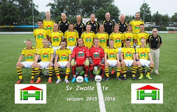 Photo of Voetbal – SV Zwolle wint eerste periodetitel