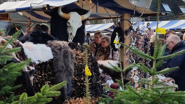 Kerstmarkt Agnietenberg 2015 Zwolle