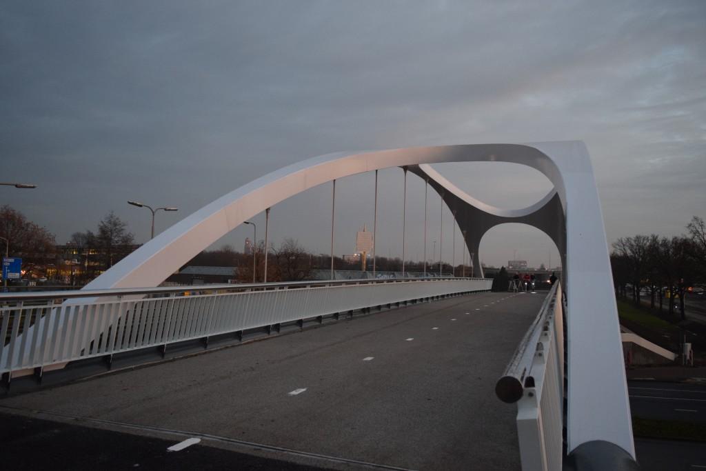 Blalobrug opening 7 december Zwolle - Foto ©Joey Bisschop