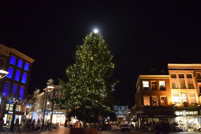 Kerstbook Zwolle: Foto ©Joey Bisschop voor RTV Focus Zwolle