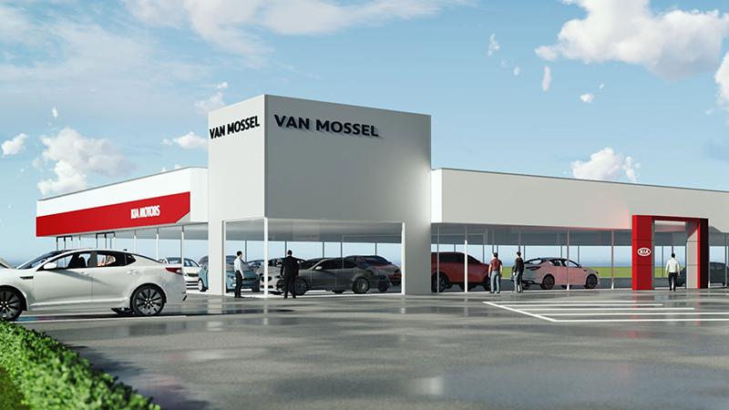 Photo of KIA dealerschap naar Van Mossel Groep