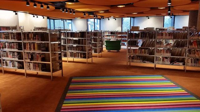 Bibliotheek Zwolle vanaf maandag in gemeentehuis Zwolle