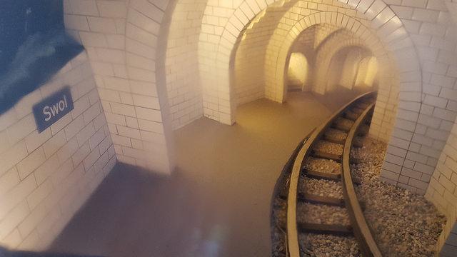 Photo of Ondergronds perron Swoll in Stationsstraat bijna klaar