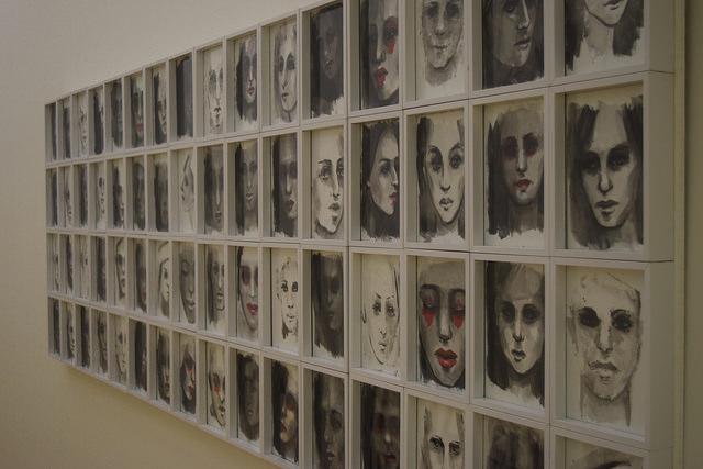 Foto: ©Joey Bisschop - Ans Markus, Als ik jou was... expositie Museum de Fundatie - Tentoonstelling: 23 januari t/m 17 april 2016 Zwolle