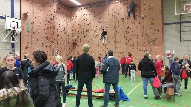 Photo of Open Dag Thorbecke Scholengemeenschap druk bezocht