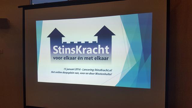 Stinskracht.nl online platform gelanceerd