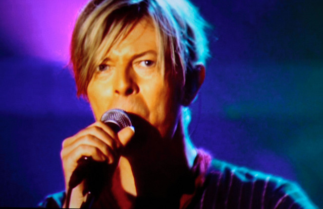 Photo of David Bowie overleden (69)