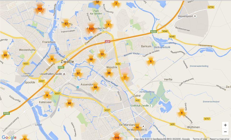Photo of Stadshagen wederom koploper in meldingen vuurwerkoverlast