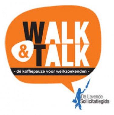 Photo of Walk & Talk, Dé koffiepauze voor werkzoekenden
