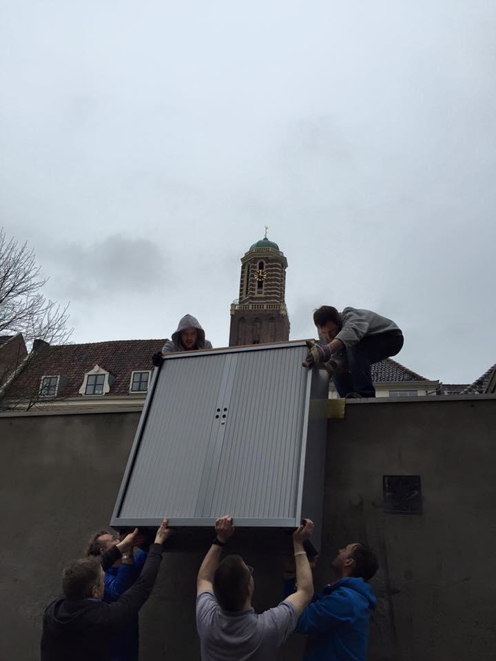 Foto: COC Zwolle Facebook - COC Zwolle is verhuist naar de Willemsvaart