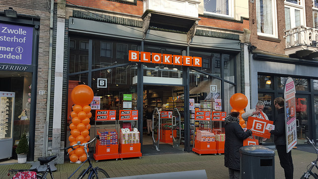 Photo of We hebben weer een Blokker in de Diezerstraat!