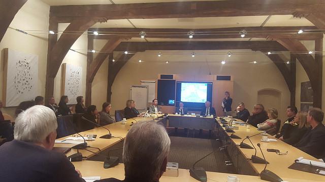 AZC Zwolle informatiebijeenkomst voor scholen, instellingen en ondernemers