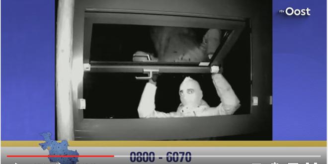 Screenshot RTV Oost videobeelden
