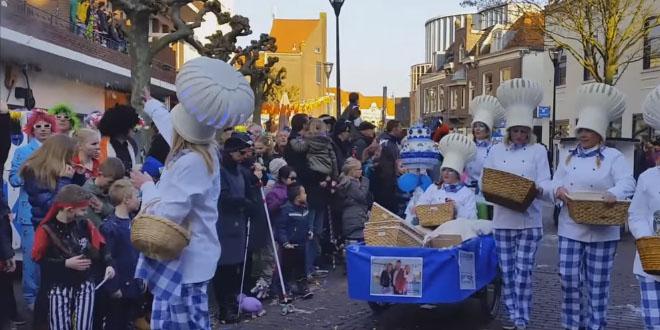 carnavalsoptocht Sassendonk