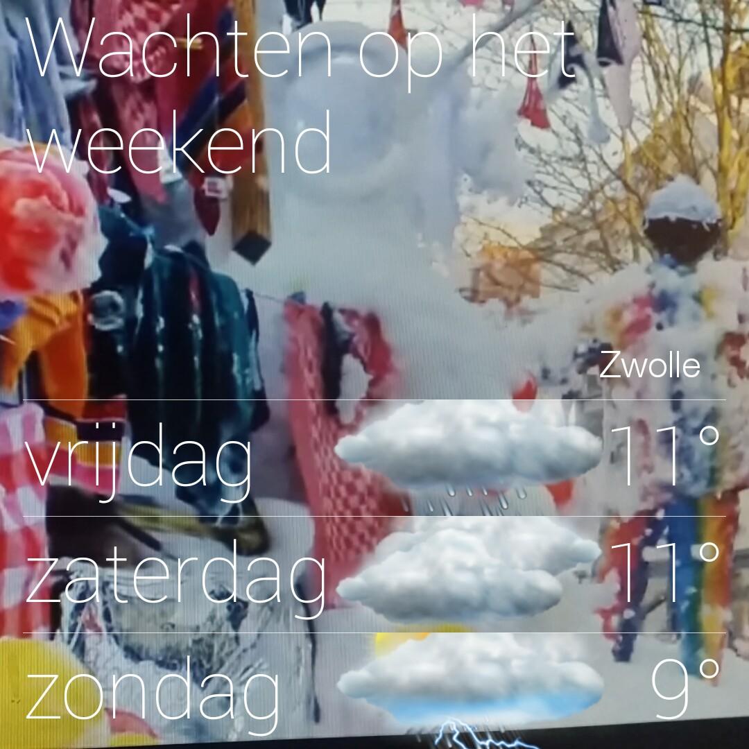 Photo of Carnavalsweer in Zwolle lijkt gunstig voor optocht