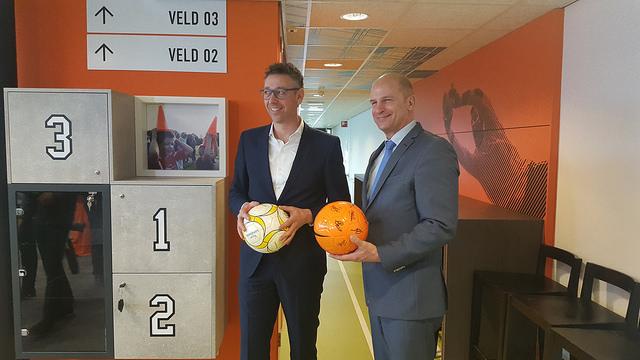 Photo of KNVB steunpunt Zwolle vandaag geopend voor districten Noord en Oost