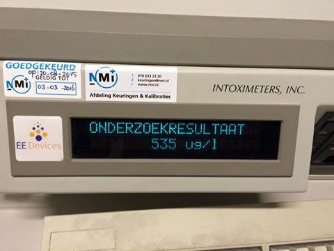 Foto: Facebook Politie IJsselland Team Verkeer
