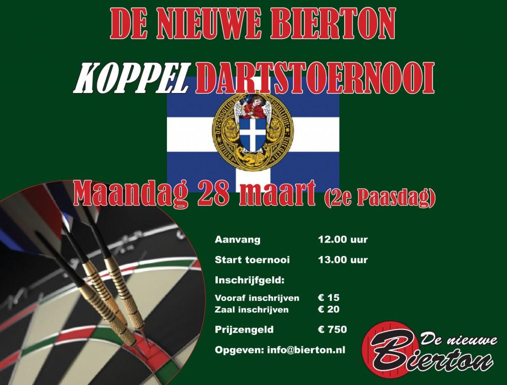 2016 Koppel Darts Pasen  (1)