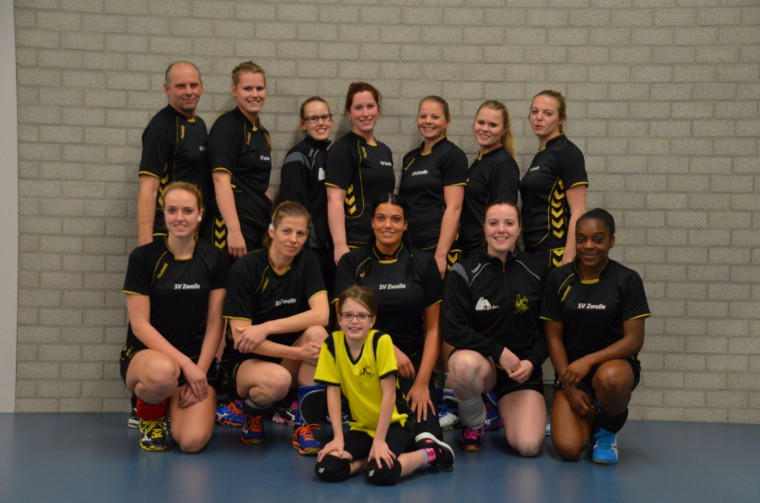 Photo of Dames SV Zwolle winnen thuis van Ha-STU