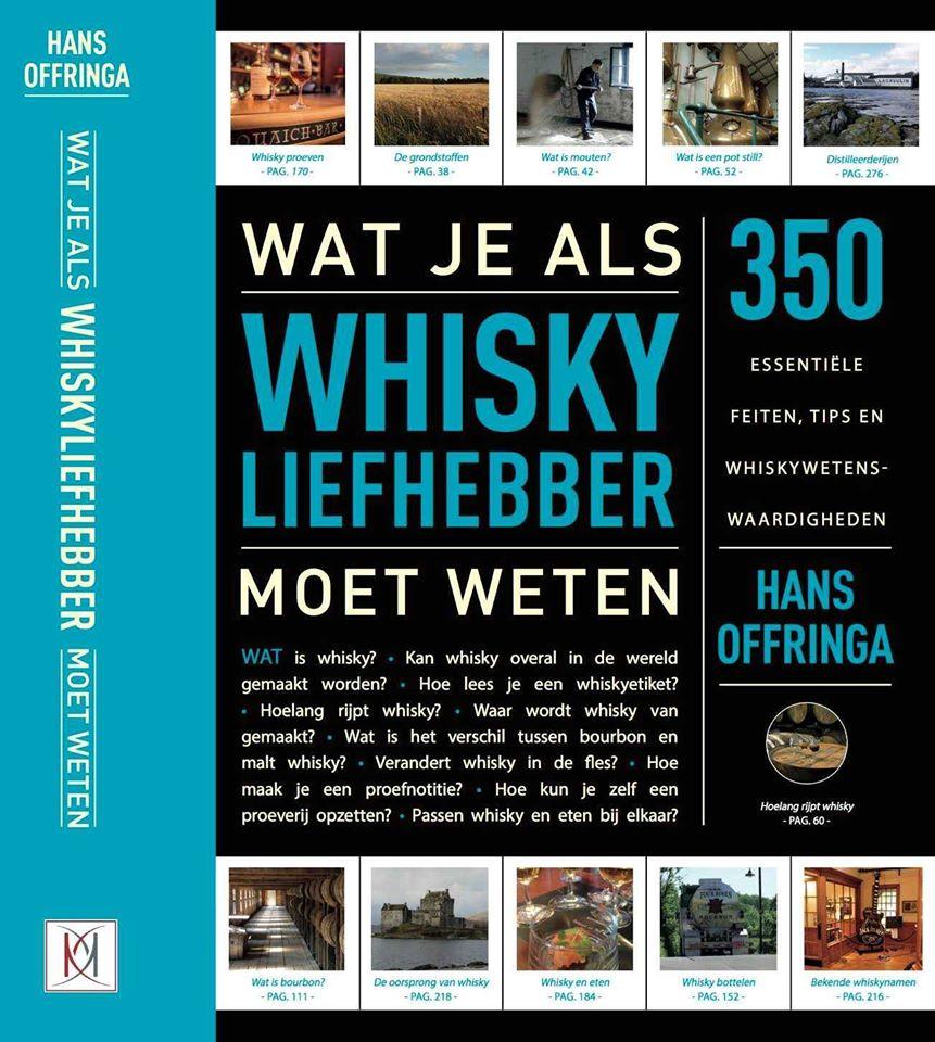 Photo of Amerikaanse uitgever koopt rechten whiskyboek Zwollenaar Hans Offringa