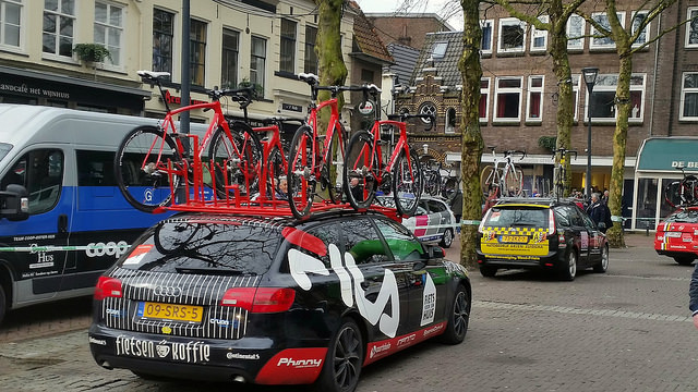 Photo of Verkeersmaatregelen tijdens wielerevenement 'Omloop van de IJsseldelta'