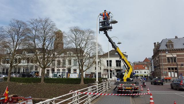 Photo of Zwolle bereidt zich voor op Koningsdag; stad wordt opgepoetst