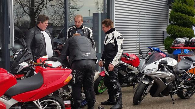 TT-Motoren Demo DAg