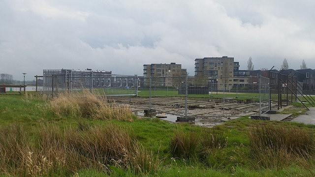 Bouwlocatie Strandhuis Milligers
