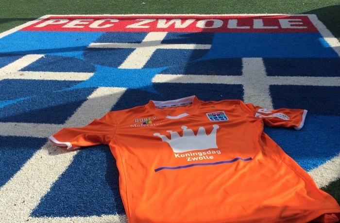Photo of PEC Zwolle speelt in uniek oranje tenue voor Koningsdag