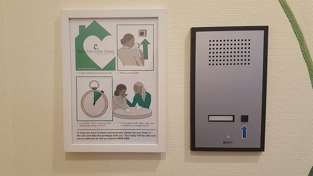 Vondelingenkamer Isala Ziekenhuis Zwolle