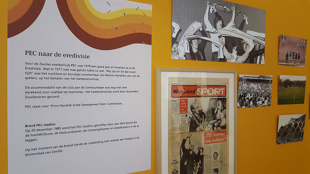 Photo of Expositie: Zwolle in de jaren '70 en '80 geopend