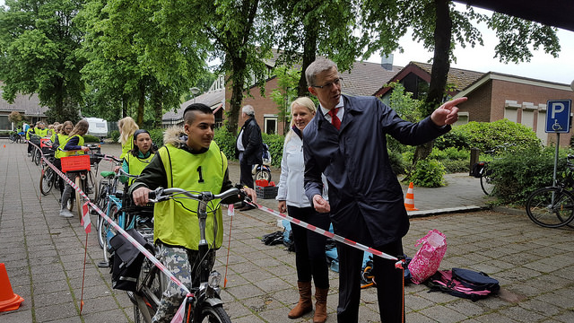 Photo of VIDEO Verkeersexamens Zwolle zijn gestart