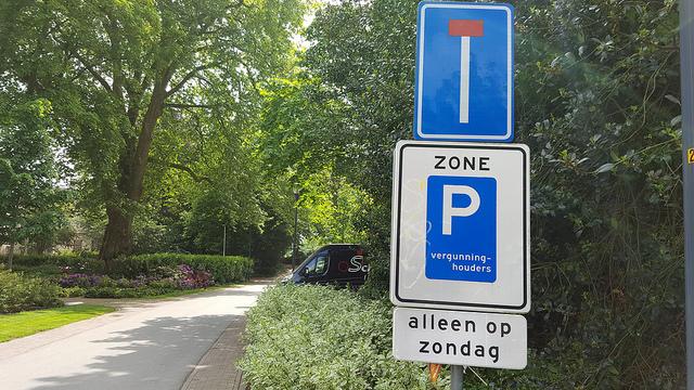 Photo of Kentekenparkeren voor vergunninghouders in Zwolle per 1 juni 2016 ingevoerd