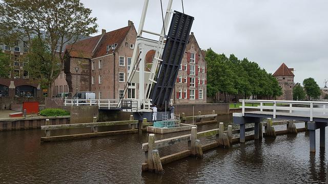 Photo of Onderhoud aan brugkelder Pelserbrugje