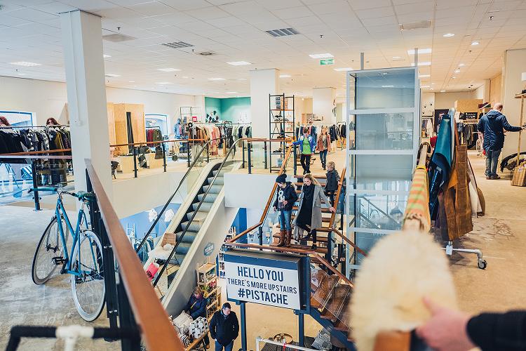 Photo of Pistache Mixstore genomineerd voor Dutch Retail Experience Awards
