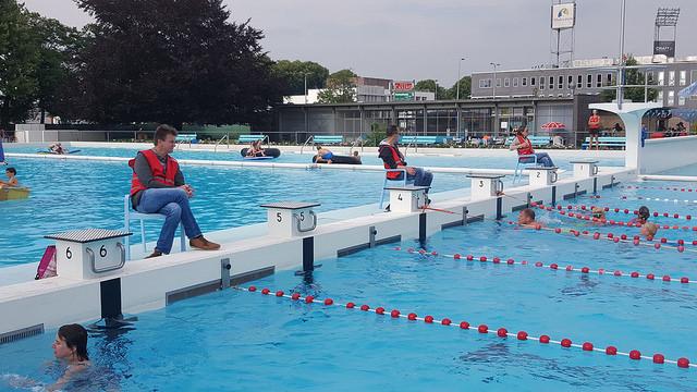 Photo of 4 % van groep 7 leerlingen in Zwolle heeft geen zwemdiploma