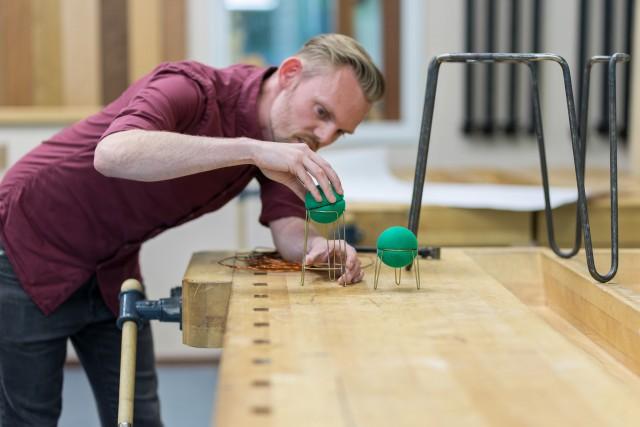 Photo of Cibap student Wouter van der Ploeg wint ontwerpwedstrijd