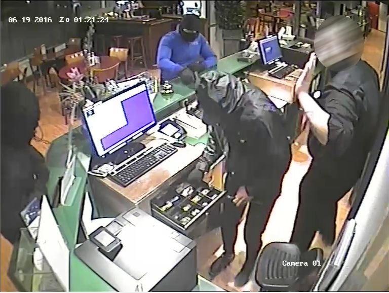 Photo of [Video] Beelden vrijgegeven van overval Campanile hotel